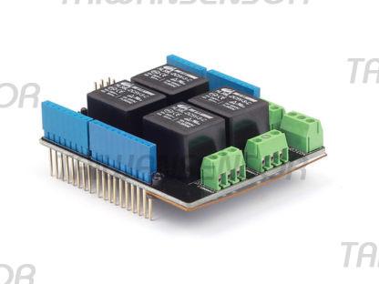 Relay Shield v3.0 4路繼電器擴展板